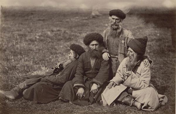 Амулеты горских евреев