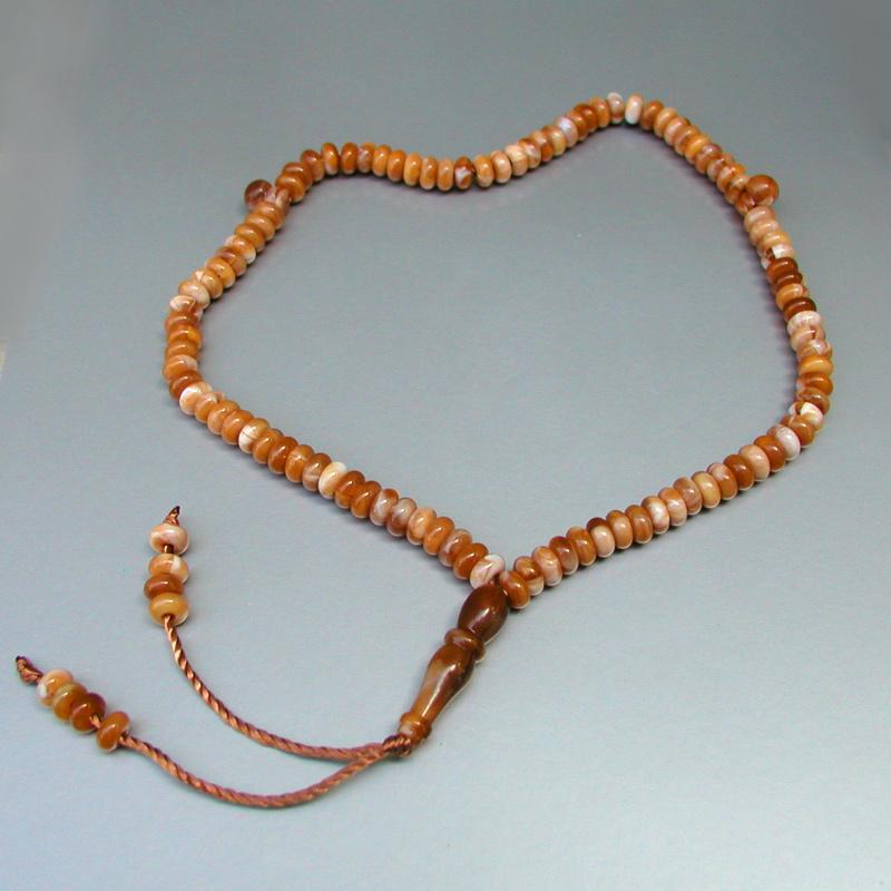 Купить мусульманские «Хранитель» из 99 бусин ручной работы в интернет-магазине Chetki24.ru