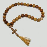 Купить четки деревянные христианские «Горгад» ручной работы из абрикоса в интернет-магазине Chetki24.ru