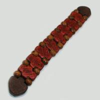 Купить четки перекидные «Демиург» ручной работы из дерева в интернет-магазине Chetki24.ru