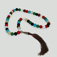 Купить четки христинские «Переливы» ручной работы из камней-самоцветов в интернет-магазине Chetki24.ru