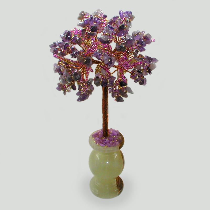 Дерево из аметиста Аланна