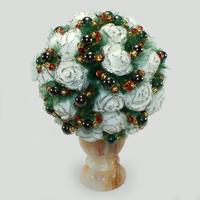 Цветы из гематита Вадор