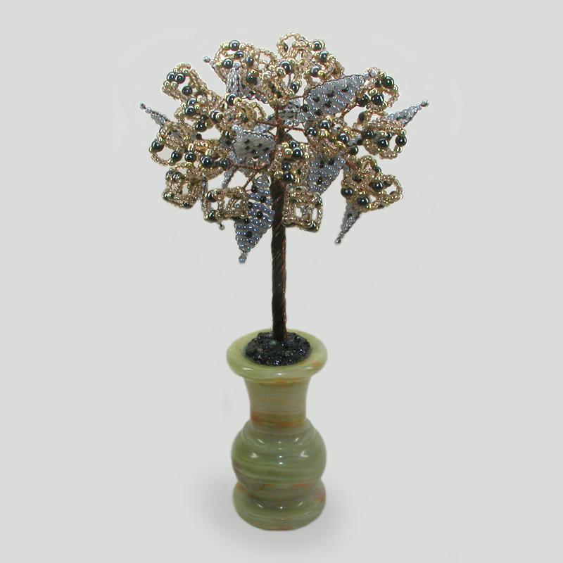 Дерево из гематита Коридия