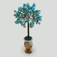 Дерево из бирюзы Ланиора