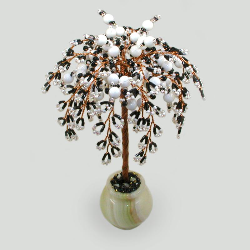 Дерево из селенита