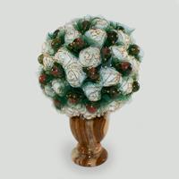 Цветы из яшмового опала Надиэль