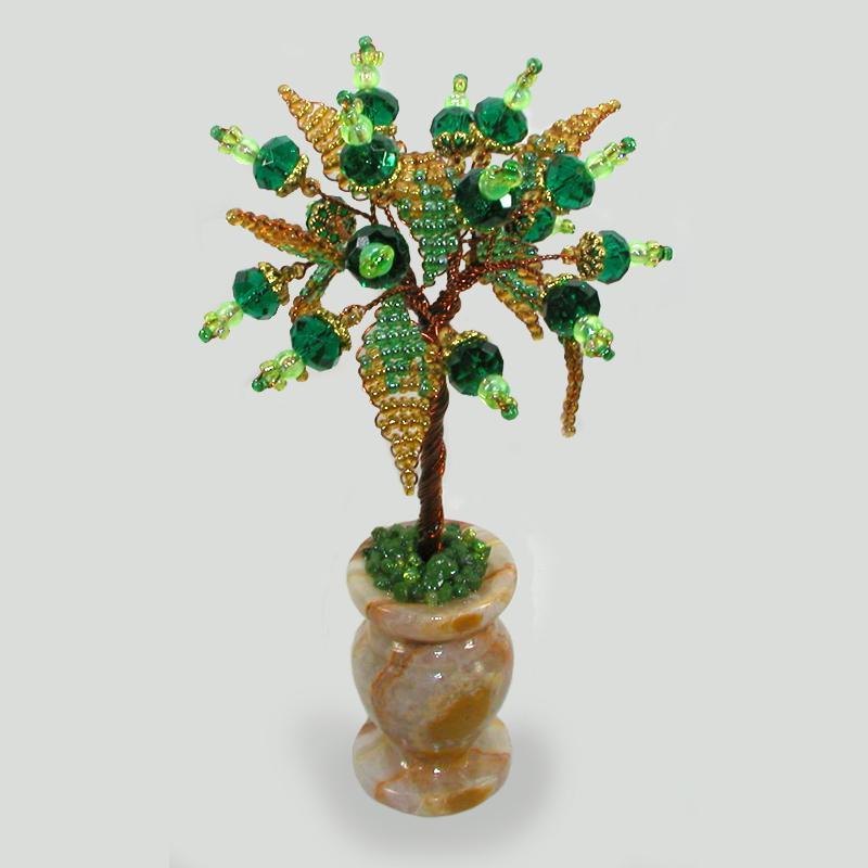 Дерево из циркона  Джоана