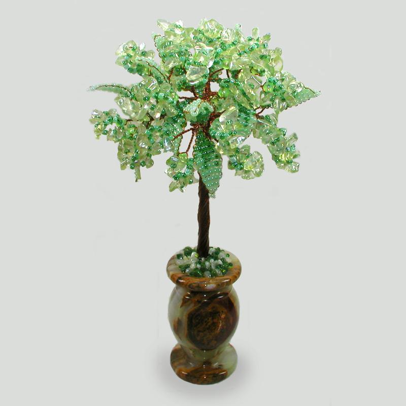 Дерево из цитрина Роана