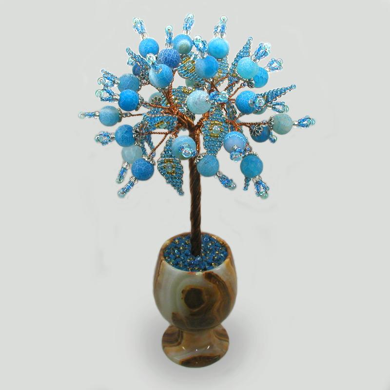 Дерево из агата Фандар