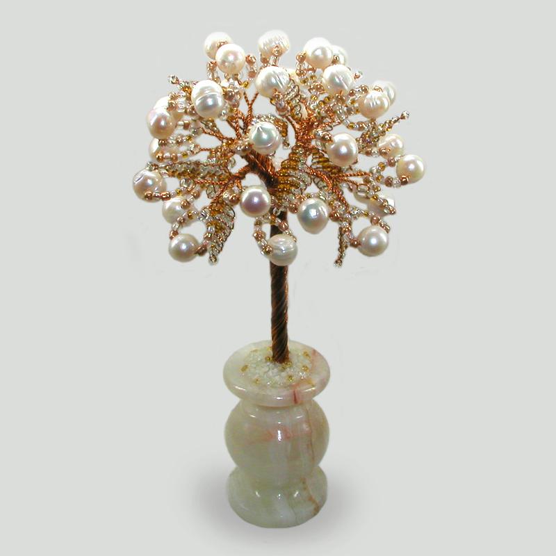Дерево из жемчуга Телия