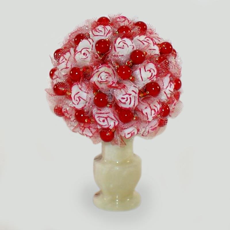 Цветы из коралла Анадолая