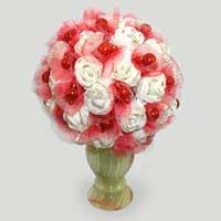 Цветы из коралла Анадор