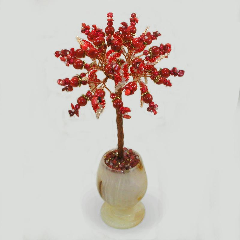 Дерево из коралла Интариа