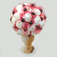 Цветы из граната Зенда