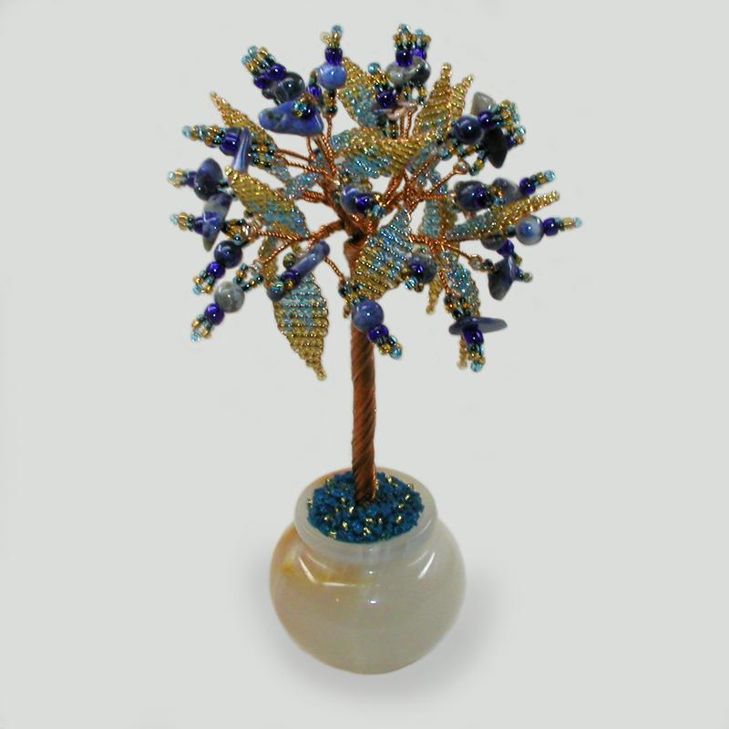 Дерево из лазурита Аледия