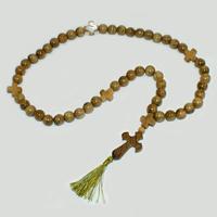 Купить христианские четки «Восор» ручной работы из черешни в интернет-магазине Chetki24.ru