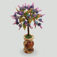 Дерево из аметиста «Имя счастье»
