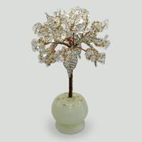 Дерево из горного хрусталя «Нежность мира»