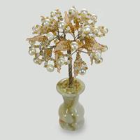 Дерево из жемчуга «Прекрасная весна»