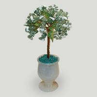 Дерево из нефрита и кахолонга «Звук улыбки»
