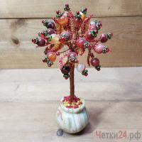 Купить дерево из сердолика «Живая надежда»