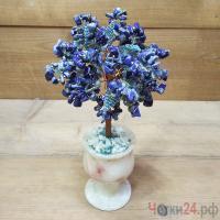 Купить дерево из лазурита «Чары любви»