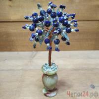 Купить дерево из лазурита «Чудо сегодня»