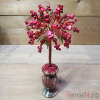 Купить дерево из коралла и сердолика «Надежда мира»